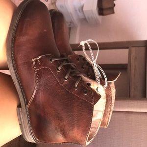 Brand New Bed Stu Men's boots